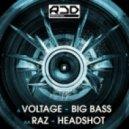 Raz - Headshot