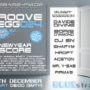 DJ Boris D1AMOND - GROOVE BEGG Radio Show Happy New Year(Guest mix @ Cuebase FM,106.5 Mhz)