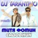 Митя Фомин - Садовник (DJ Tarantino Remix)