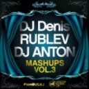 Milk & Shugar vs Pain & Rossini - I Will Shut Up (Dj DENIS RUBLEV & DJ ANTON MASHUP)