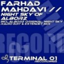 Farhad Mahdavi - Night Sky (Extendet Mix)