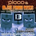 Invisible Brothers vs Picco Vs Djs From Mars - Can`t Come Home (DJ Boris D1AMOND Mash Up 2012)