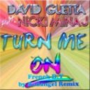David Guetta & Nicki Minaj & Pitbull - Turn Me On Frensh (Badangel Remix)