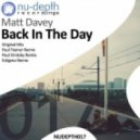 Matt Davey - Back In The Day (Estigma Remix)