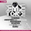Emetore ft. Caitlin Zarrella - Undefined (Guau remix)
