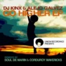 DJ Kinx, Alejo Galvez - I Wanna (Corduroy Mavericks Remix)