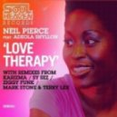 Neil Pierce feat Adeola Shyllon - Love Therapy (Ziggy Funk Instrumental Mix)