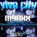 Kosheen Djs - Mynxx (Refracture Remix)