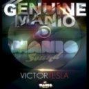 Victor Tesla - Genuine Manio (Extended Mix)