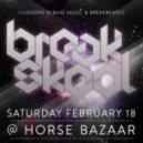 Breakskool Promo mixed by  - Youthful Implants