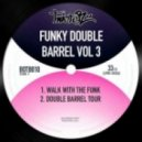 DJ Twister Aka Vinyl Cat - Double Barrel Tour