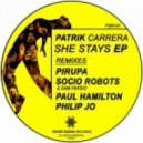 Patrik Carrera  - She Stays (Pirupa Baby Remix)