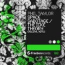 Phil Taylor - Space Sabotage (Original Mix)