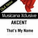 Akcent - That's My Name (Z-Vise remix)