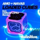 David Amo & Julio Navas - Loaded Cubes (Carles Lopez Remix)
