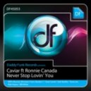 Caviar feat. Ronnie Canada - Never Stop Lovin' You (Booker T's Philly Disco Bounce)