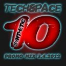 TechSpace - synthetic #10 (PROMO MIX 3.4.2012)