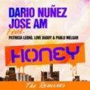 Dario Nunez, Jose AM - Honey feat Patricia Leidig, L.Daddy & P.Melgar -  Danny Costta & Jose Alexis Remix