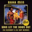 Baha Men - Who Let The Dogs Out (Dj Ozeroff & Dj Sky Remix)