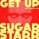 Sugarstarr, Sandra Huff -  Get Up - Cosmic Funk Remi