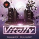 Dj Vitolly  -  Soul Flight 22 (TranceFan vol 009 - 01.04.2012 )