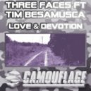 Three Faces Feat Tim Besamusca - Love & Devotion (John Stigter Remix)