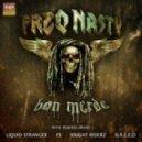 FreQ Nasty - Bon Merde (Liquid Stranger Remix)