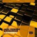 Alex Federer, Roborock - Everywhere (Andrea Donati & Fabio Romano Remix)