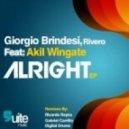 Giorgio Brindesi & Rivero feat. Akil Wingate - Alright (Ricardo Reyna Remix)