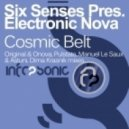 Electric Nova, Six Senses - Cosmic Belt (Original Mix)