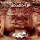 Simon Mattson, Tobias Manou - The Story Of (Original Mix)
