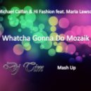 Michael Calfan & Hi Fashion feat. Maria Lawson - Whatcha Gonna Do Mozaik  (Tim Mash Up)