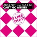 Argento feat. Majuri - Cant Go Wrong (Instrumental Mix)