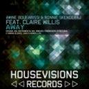 Amine Boufarissi, Ronnie Skenderaj - Away feat Claire Willis (Kyamran Silence Remix)