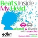 Scooter & Lavelle feat. Sue Cho -  Beats Inside My Head (Mattias & G80's Remix)