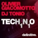 Olivier Giacomotto, DJ Tonio - Eat What You Kill  (Kiko Remix)