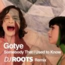 Gotye - Somebody That I Used to Know (DJ Roots Remix)