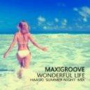 MaxiGroove - Wonderful Life (Haaski Summer Night Mix)