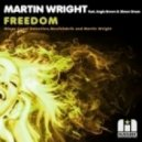 Martin Wright feat Angie Brown & Simon Green - Freedom (Coqui Selection Remix)
