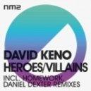 David Keno - Villains