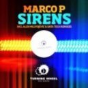 Marco P  - Sirens (Alen Milivojevic Horny Remix)