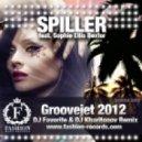 Spiller feat. Sophie Ellis-Bextor - Groovejet (DJ Favorite & DJ Kharitonov Radio Edit)
