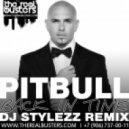 Pitbull - Back In Time (DJ STYLEZZ Remix)