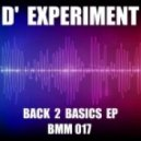 D`Experiment  - Deep Ride (Original Mix)