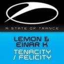 Lemon & Einar K - Tenacity