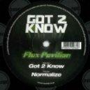 Flux Pavilion  -  Got 2 Know (datSLNC Moombahcore Remix)