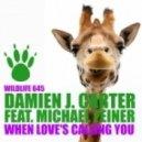 Damien J Carter - When Loves Calling You feat Michael Feiner (DJ Cross Remix)