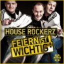 House Rockerz - Party Is Basic (Davis Redfield Remix)