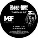 Hanne  Lore - Ritmo Forte (Original Mix)