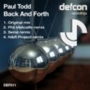 Paul Todd - Back And Forth (Phil Metcalfe Remix)